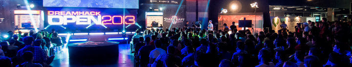 DreamHack Lan Party 2014