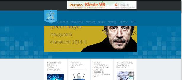 Pedro Reyes en Vilanetcon 2014